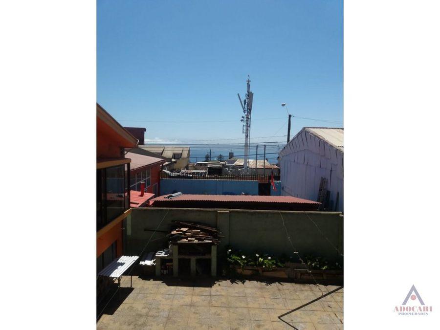 valparaiso cerro cordillera cruz del sur