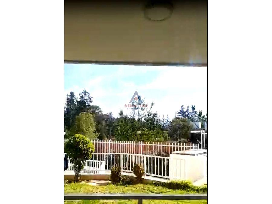 amoblado curauma parque laguna 1 valparaiso