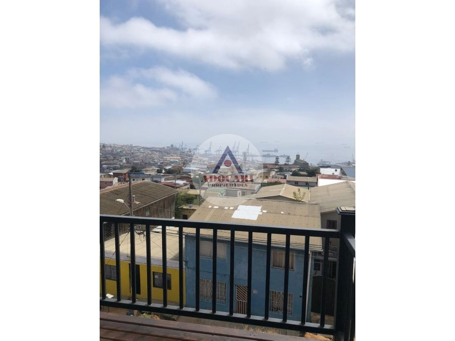 amoblado cerro cordillera valparaiso