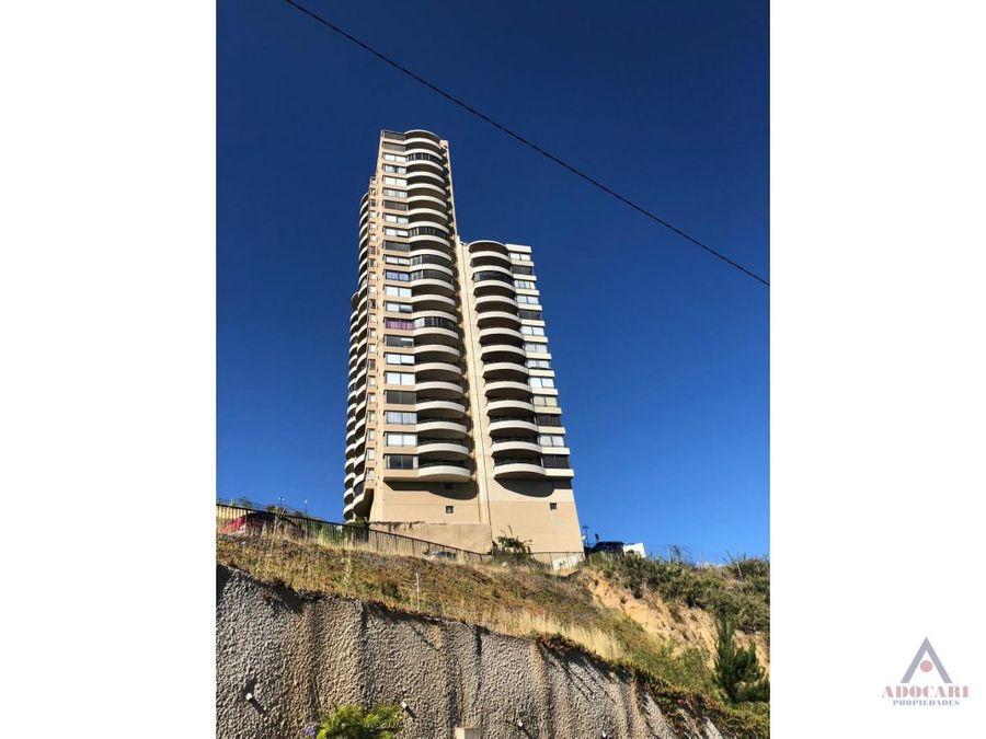 valparaiso vina del mar edificio las cortezas