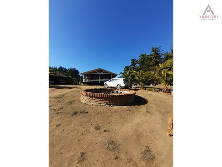 valparaiso laguna verde parcela