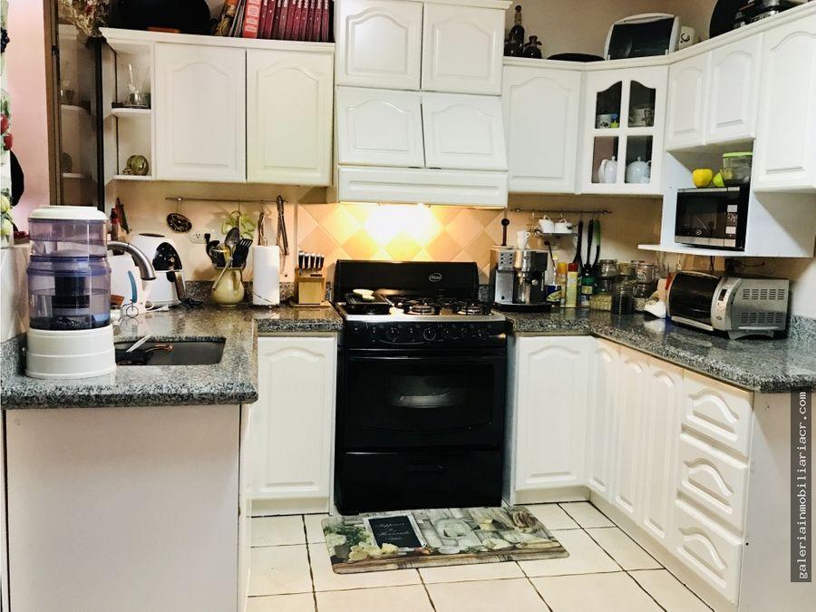 preciosa casa en condominio completamente amueblada