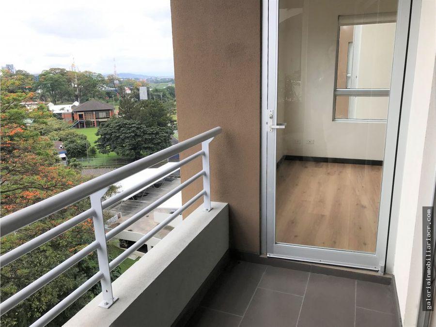 apartamento con vista nuevo precio la sabana