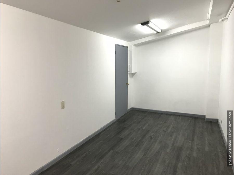 oficina en edificio comercial rohrmoser