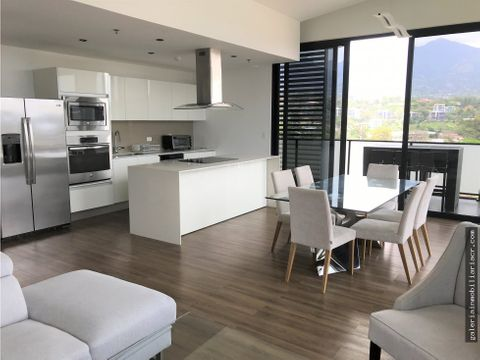 spectacular furnished apartment
