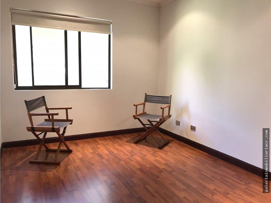 apartamento amueblado con linda vista