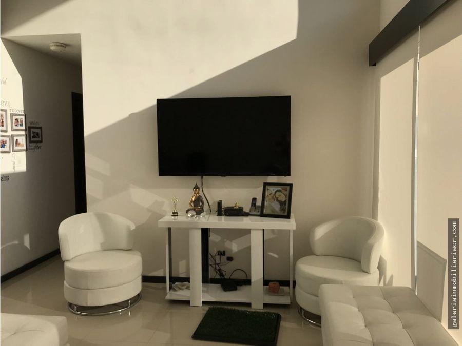 hermoso apartamento moderno santa ana