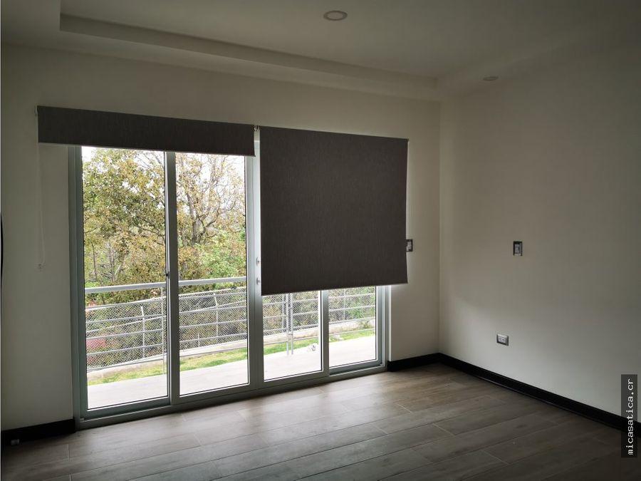 alquiler de casa nueva en santa ana usd 1100