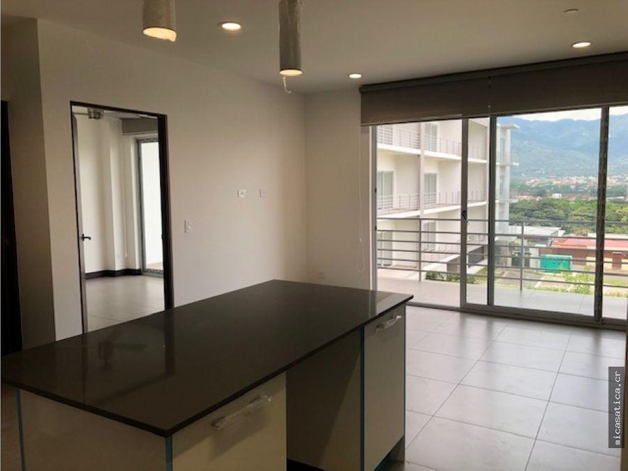 alquiler de apartamento nuevo con linea blanca 1 habitacion en pozos