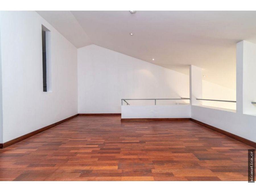 alquiler de apartamento contemporaneo 2 hab en pozos santa ana