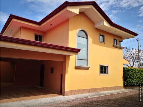 alquiler de casa en residencial montana santa ana usd 1200