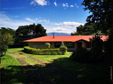 casa en alquiler en piedades de santa ana usd 1500 negociables