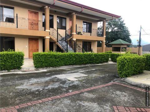 alquiler de apartamento en pozos de santa ana usd 550