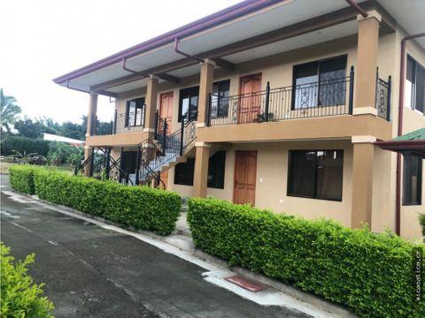 alquiler de apartamento en pozos de santa ana usd 650