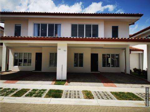 venta de casa en condominio hacienda colon