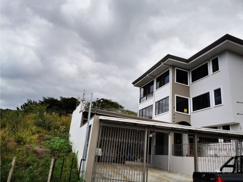 alquiler de apartamento nuevo en santa ana