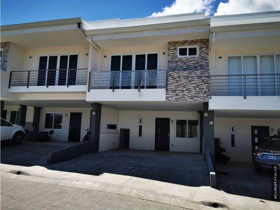 alquiler de casa nueva en santa ana usd 1500