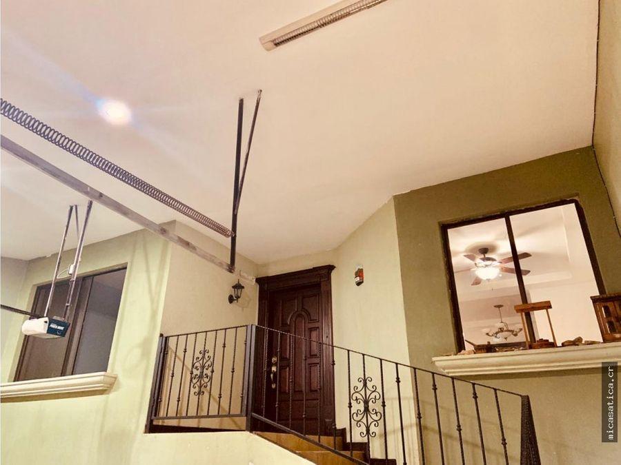 alquiler de casa independiente en pozos santa ana usd 1000