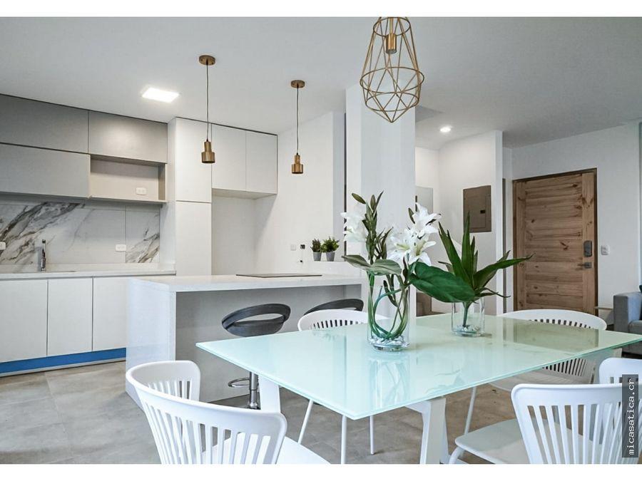 venta de casas en condominio en escazu