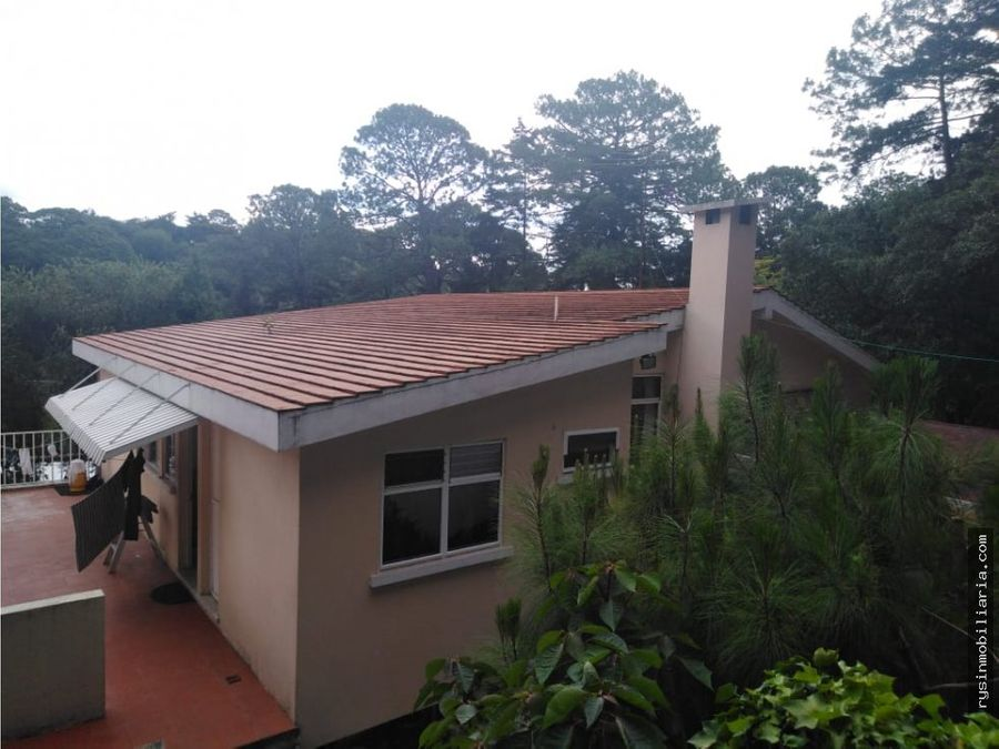 casa en venta tronco 2 el encinal