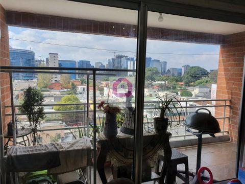 apartamento en venta alandra zona 10