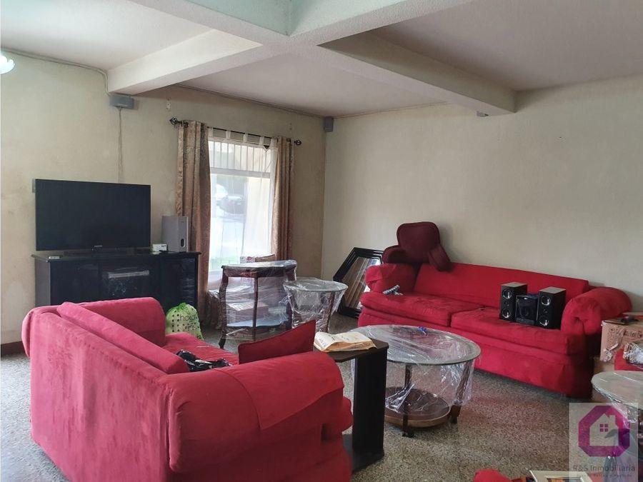 apartamento en renta las ceibas san cristobal