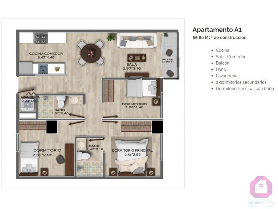 vertical once apartamentos en planos