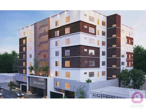 apartamento en renta portico zona 7