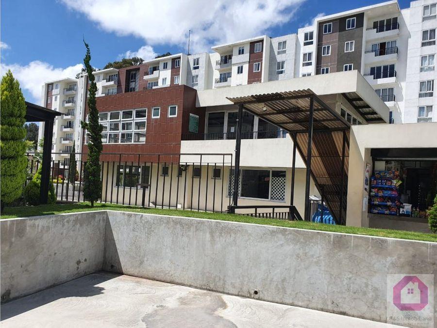 apartamento en remate parque 7