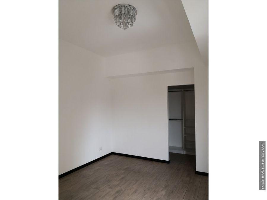 apartamento en renta casalini zona 10