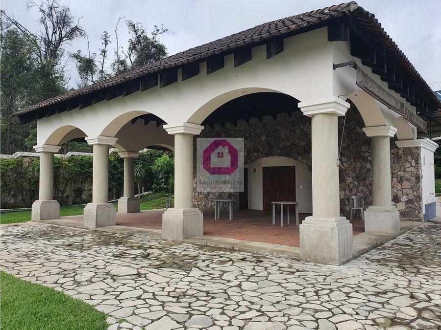 casa amueblada en renta portal de antigua