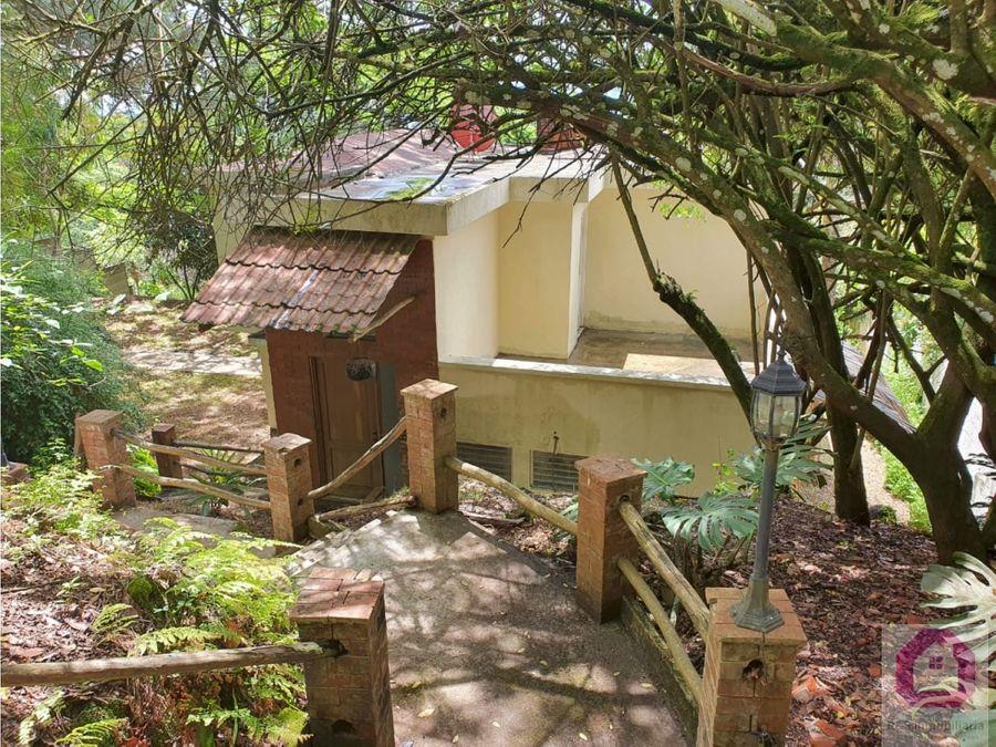 casa en venta en el encinal tronco 2