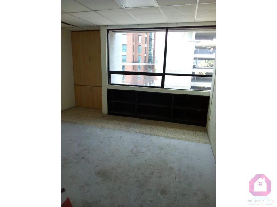 oficina en renta en centro ejecutivo zona 10
