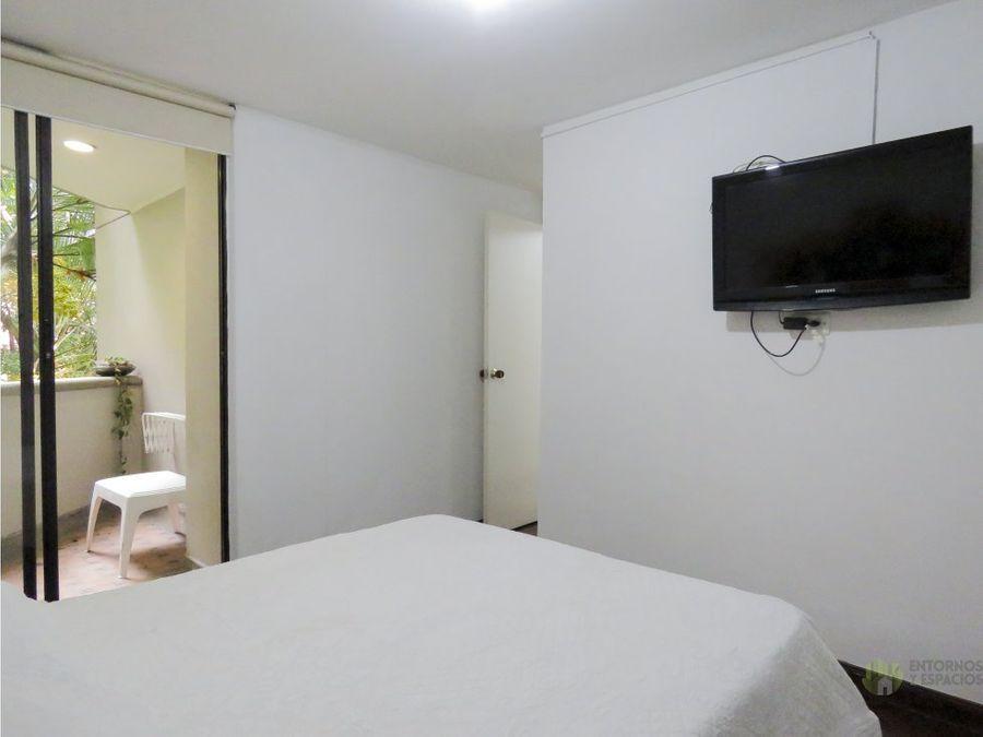acogedor apto amoblado 2 habitaciones