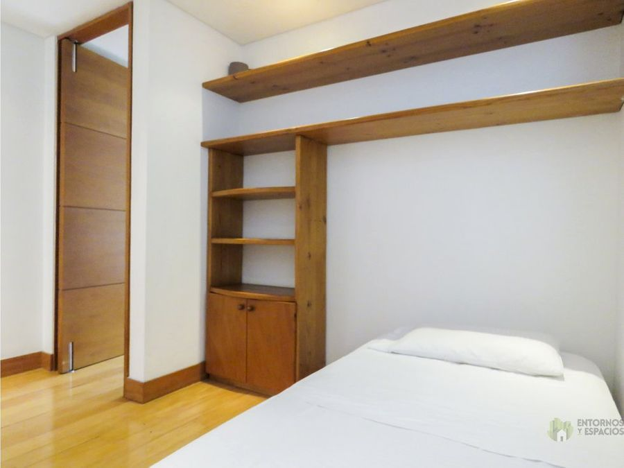 apartamento amoblado 2 habitaciones