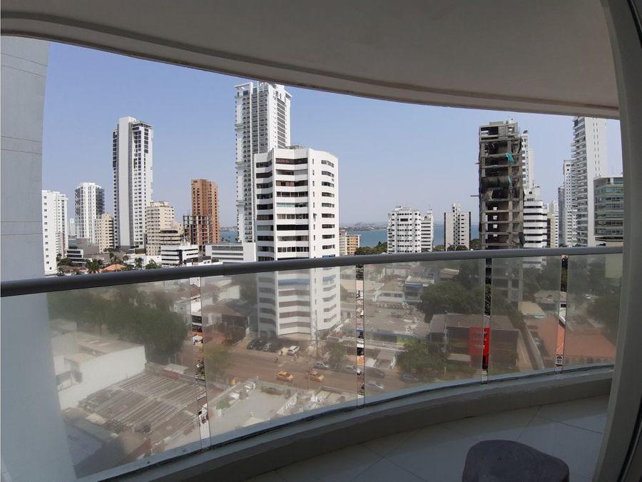 venta apartamento en bocagrande edificio palmetto eliptic