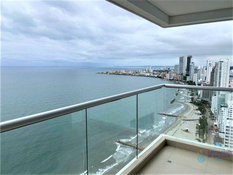 apartamento exclusivo vista al mar pb0002