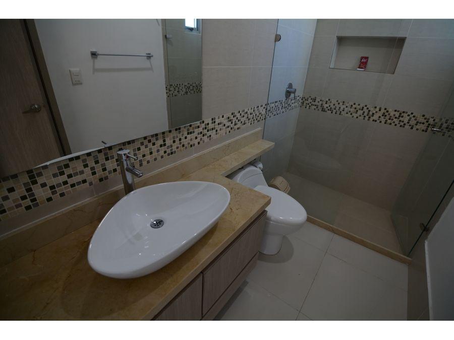 apartamento 2 alcobas laguito ps24