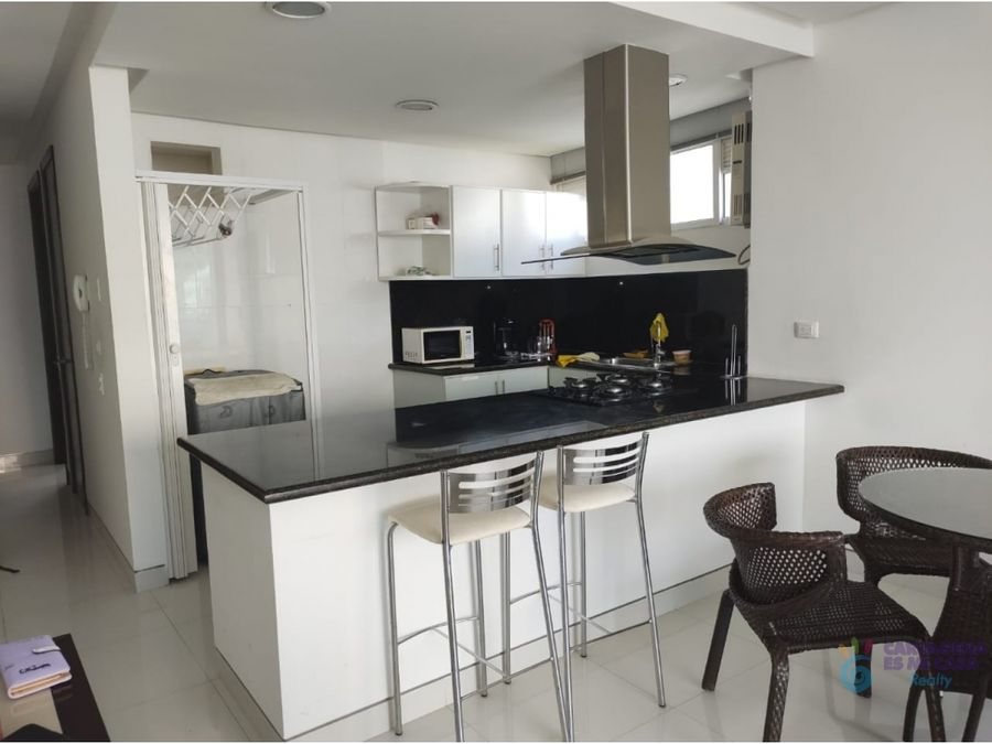 apartamento 1 alcoba castillogrande bc0016