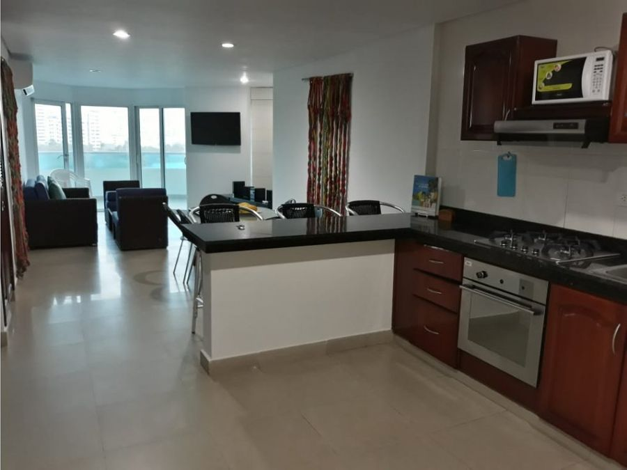 apartamento 2 alcobas laguito t25
