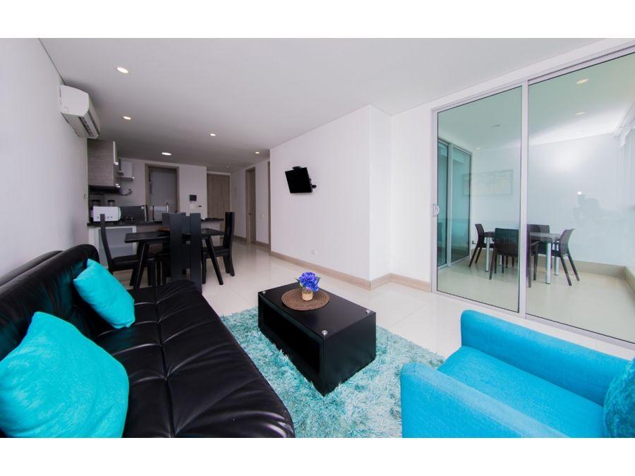 apartamento 1 alcoba laguito ps26