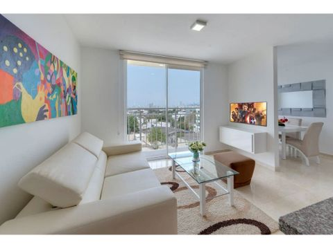 venta apartamento 2 alcobas ed torres bahia