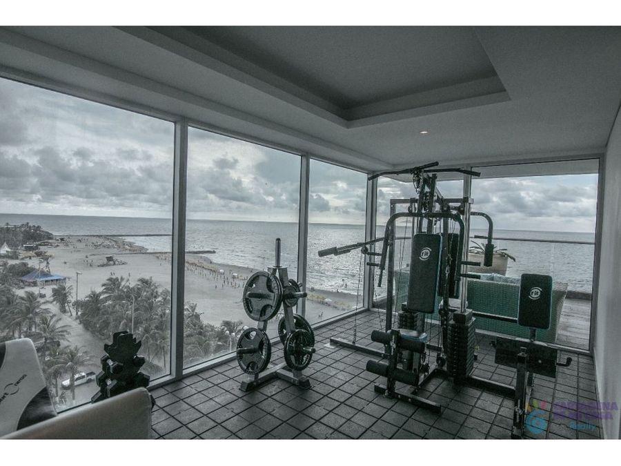 apartamento exclusivo vista al mar edificio palmetto beach
