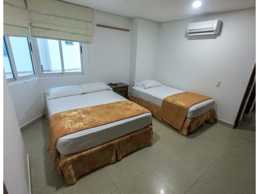 apartamento 2 alcobas laguito