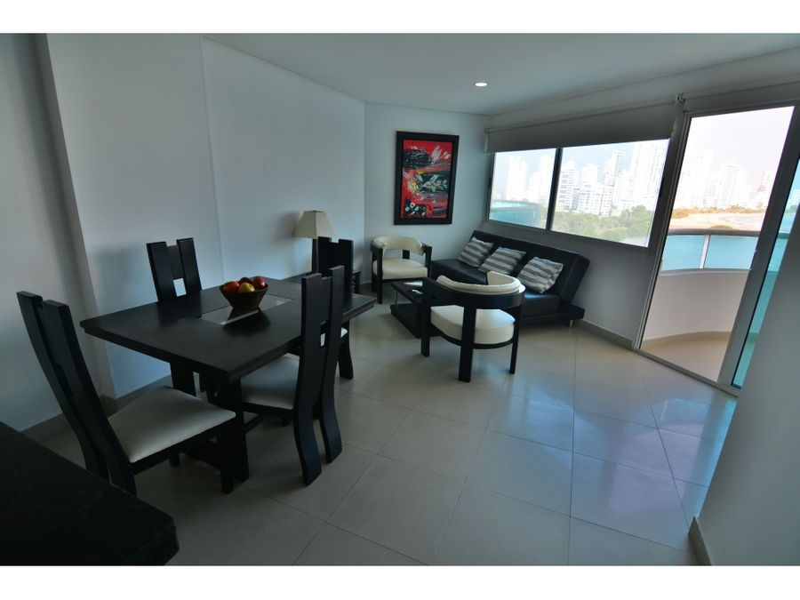 venta apartamento 1 alcoba en laguito t003