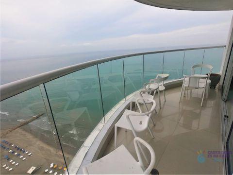 apartamento 3 alcobas vista al mar pe0001