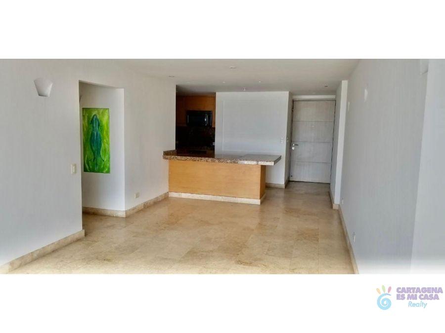 apartamento 2 alcobas bocagrande tcll0010