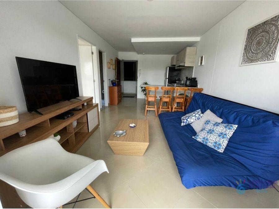 apartamento 1 alcoba laguito