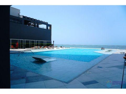 venta apartamento en bocagrande frente al mar mc0003