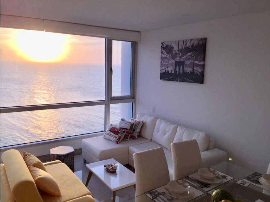 apartamento espectacular vista 3 alcobas edificio palmetto sunset